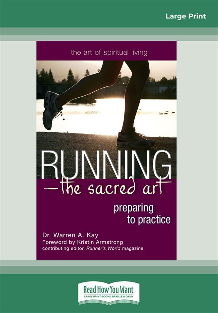 Running-The Sacred Art