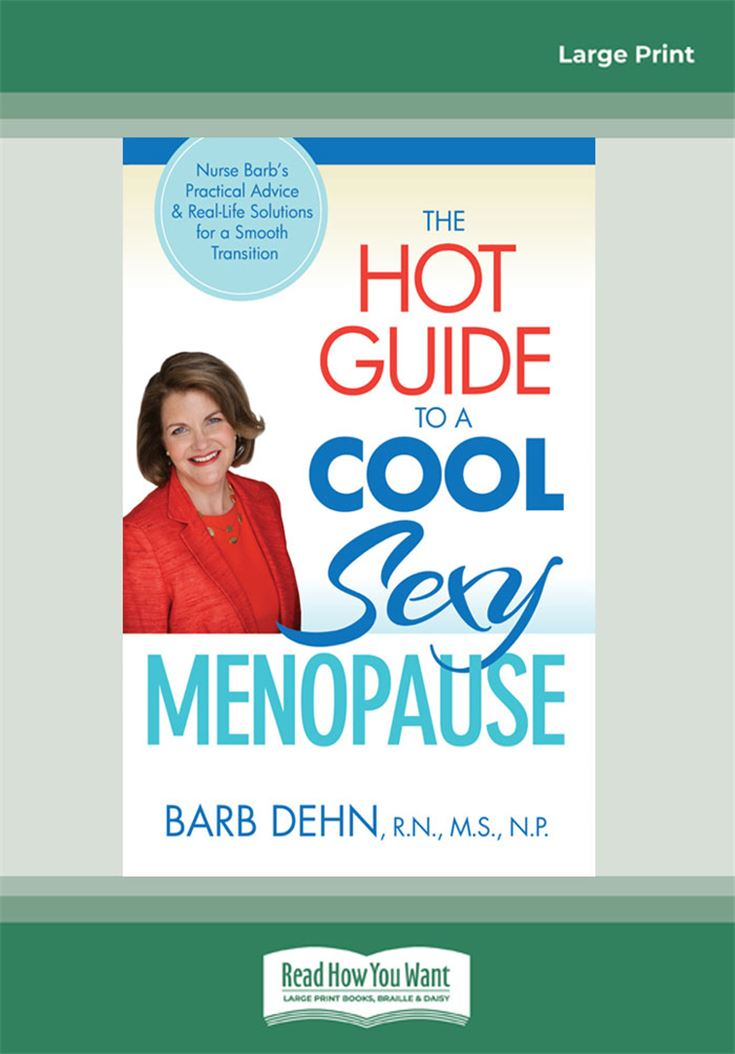 The Hot Guide to a Cool Sexy Menopause