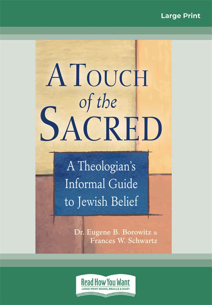 A Touch of the Sacred