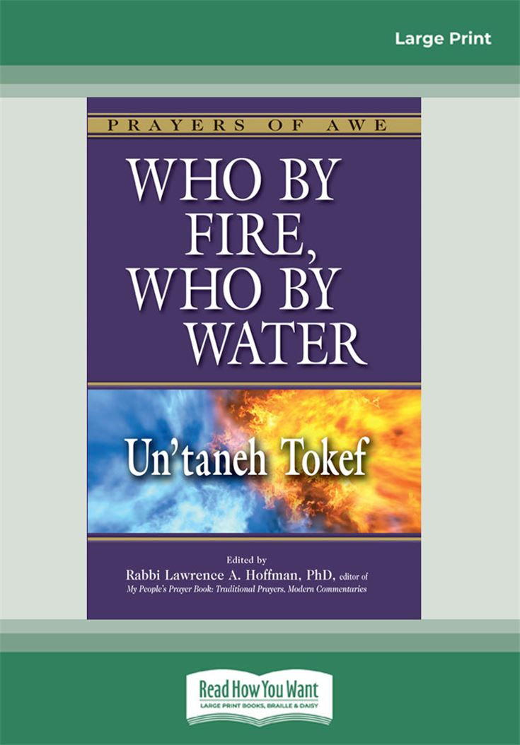 Who by Fire, Who by Water