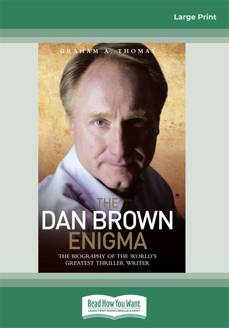 The Dan Brown Enigma