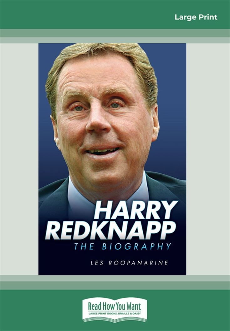 Harry Redknapp: The Biography