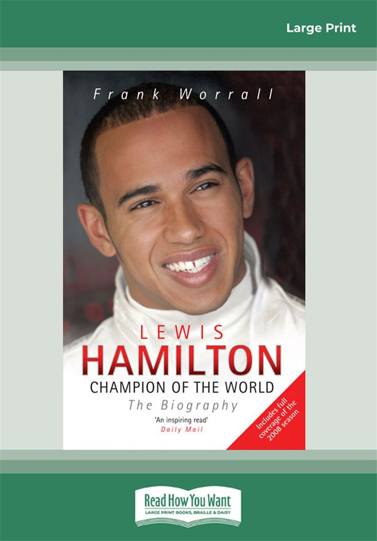 Lewis Hamilton: Champion of the World