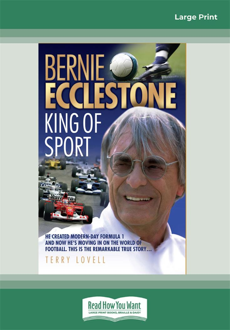 Bernie Ecclestone: King of Sport