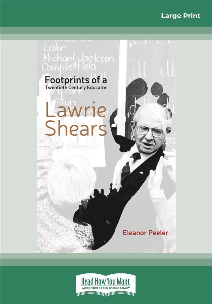Footprints of a Twentieth Century Educator