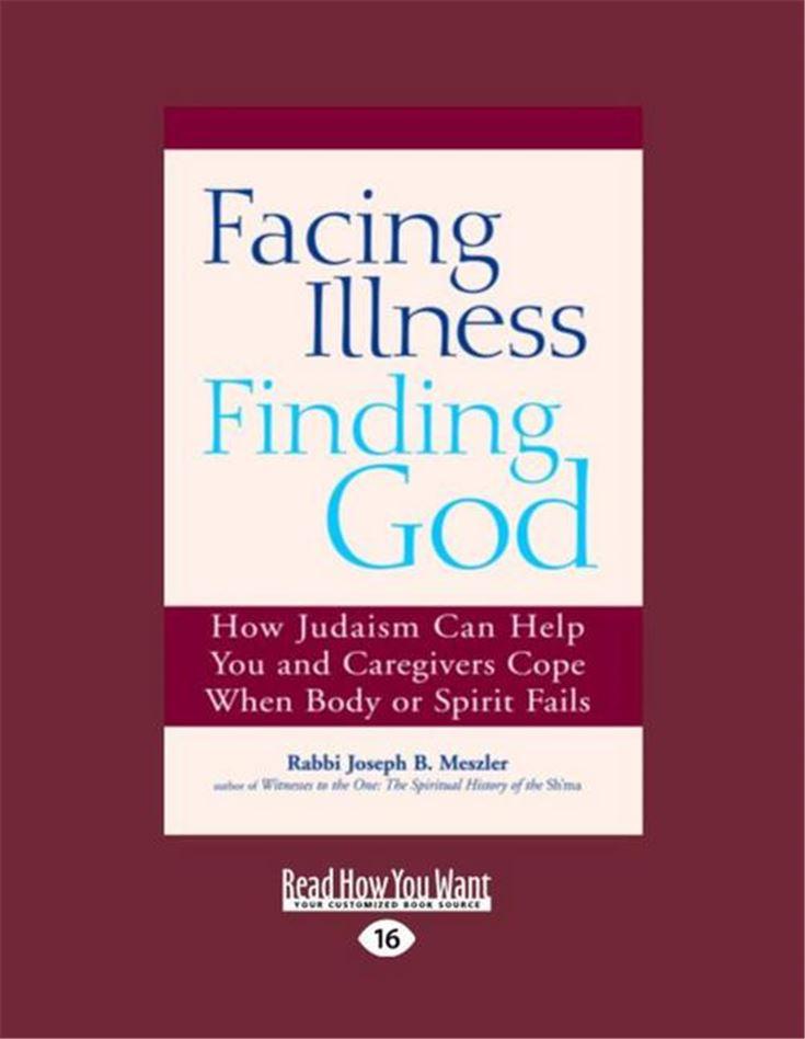 Facing Illness, Finding God