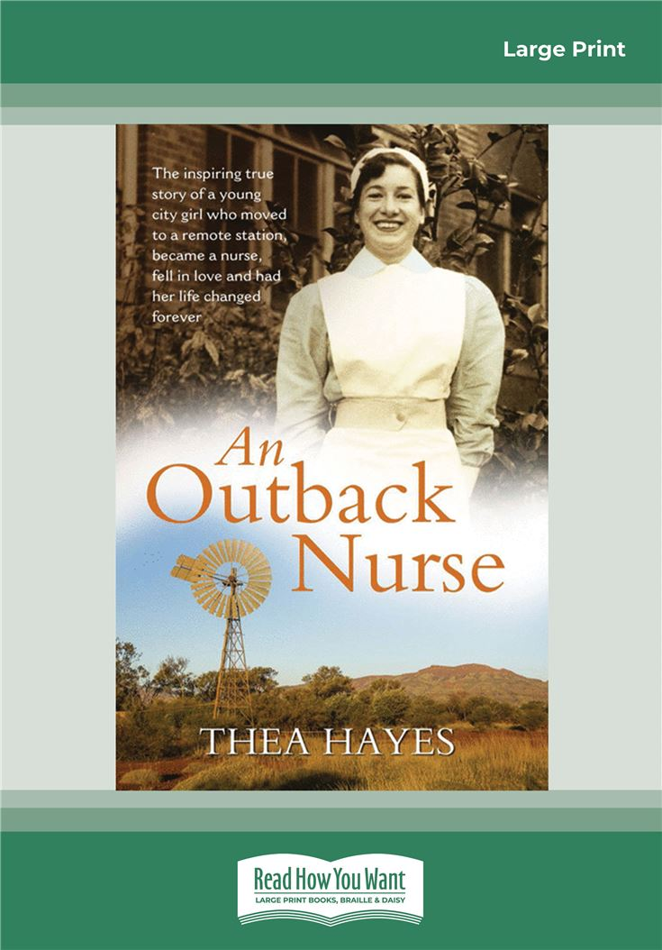 An Outback Nurse