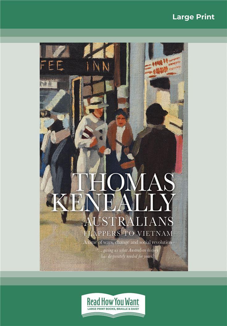 Australians Volume 3: Flappers to Vietnam