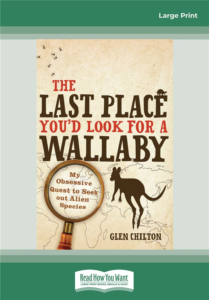 The Last Place You'd Look for a Wallaby