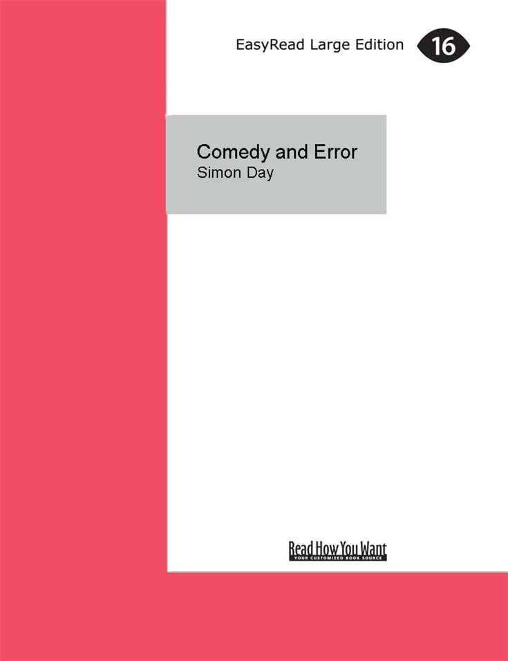 Comedy and Error