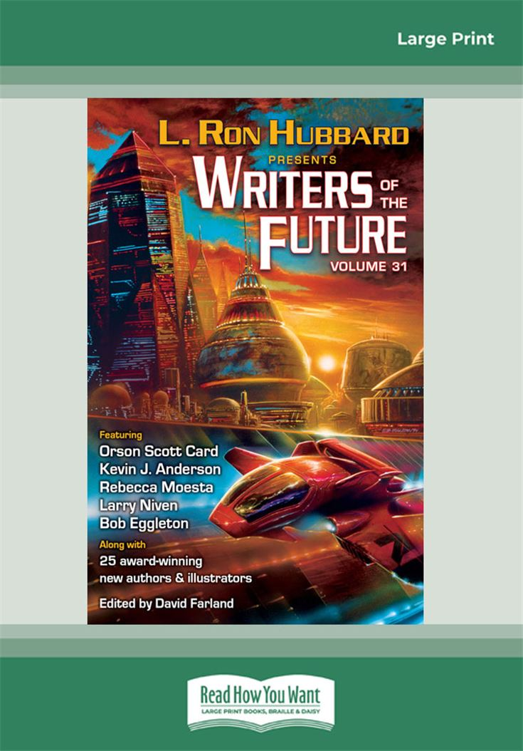 Writers of the Future Volume 31