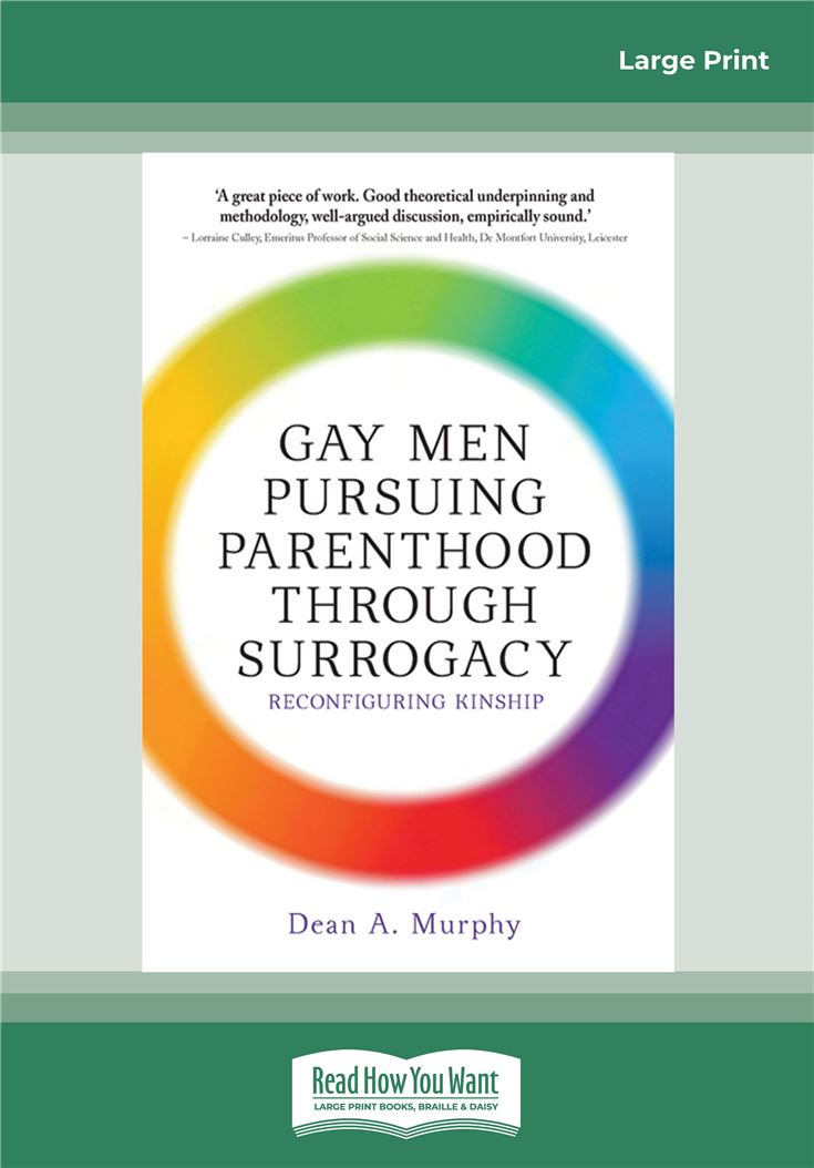Gay Men Pursuing Parenthood Through Surrogacy