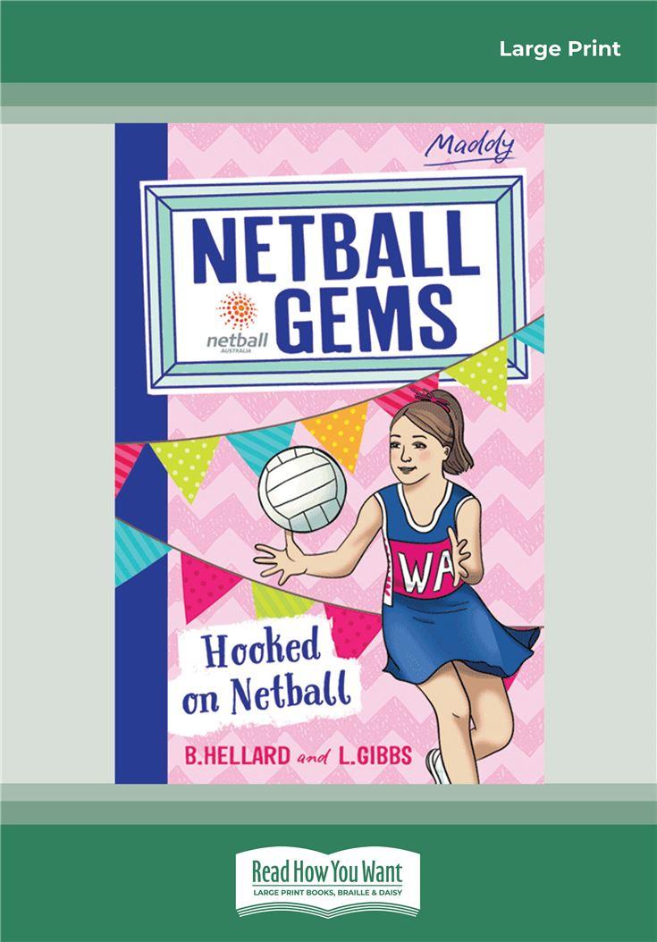 Hooked on Netball