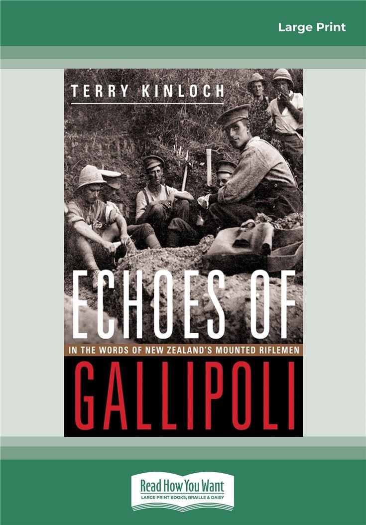 Echoes of Gallipoli