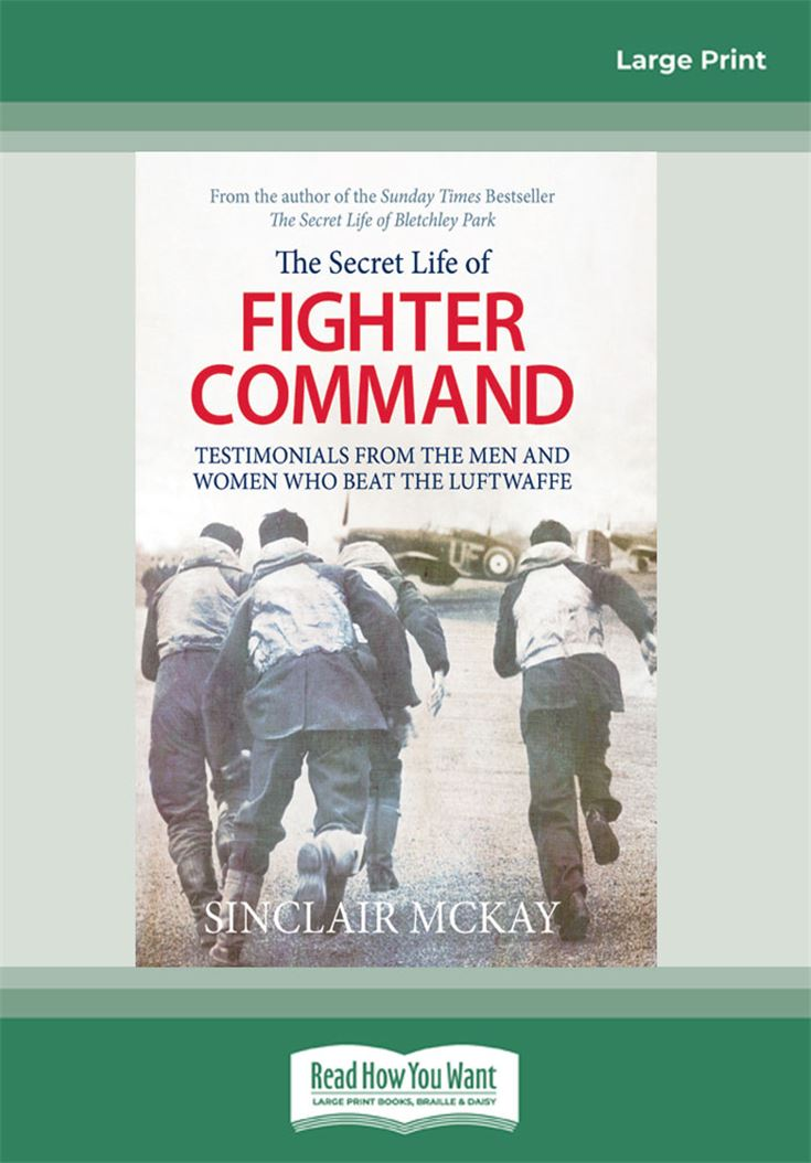 The Secret Life of a Fighter Command