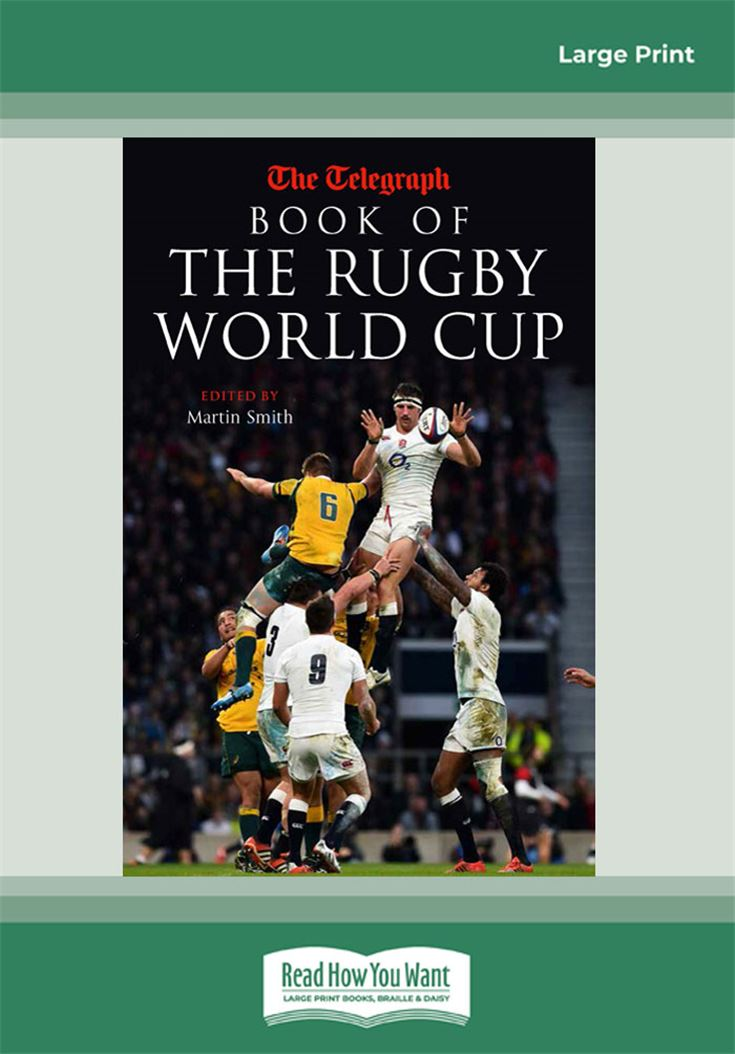 The Telegraph Book of The Rugby World Cup