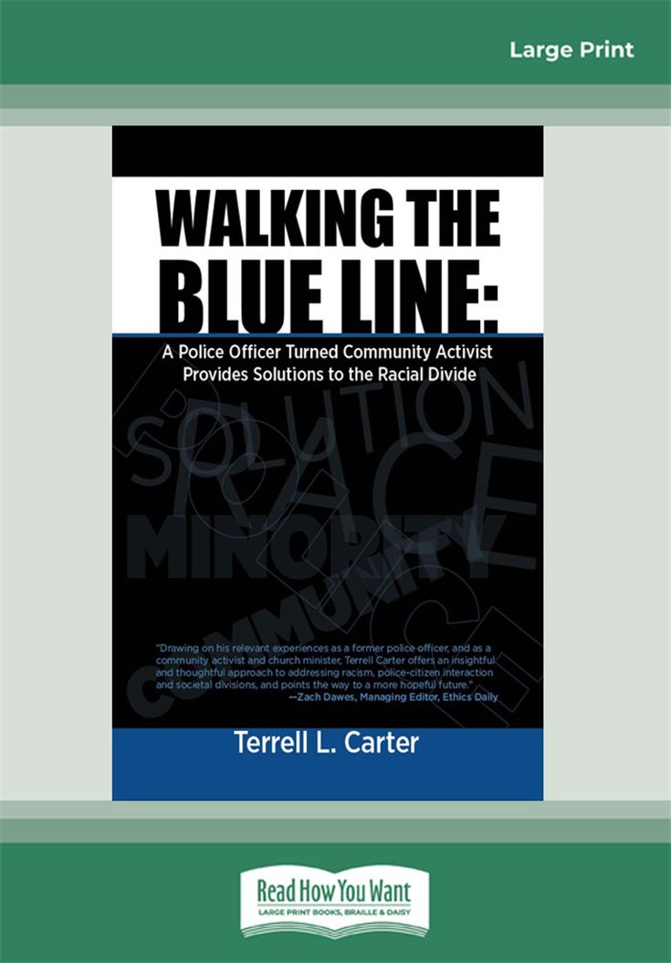 Walking the Blue Line