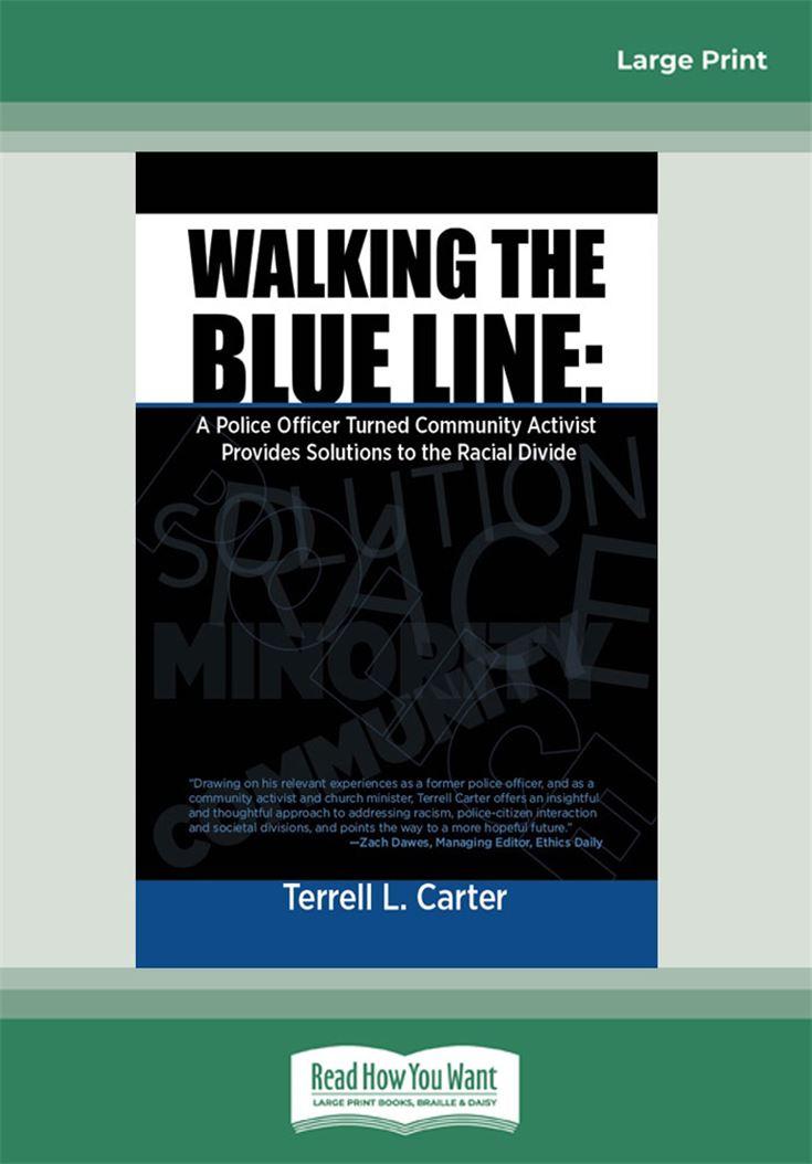 Walking the Blue Line