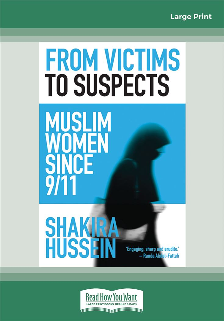 From Victims to Suspects