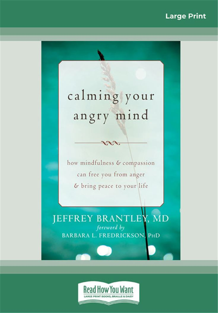 Calming Your Angry Mind
