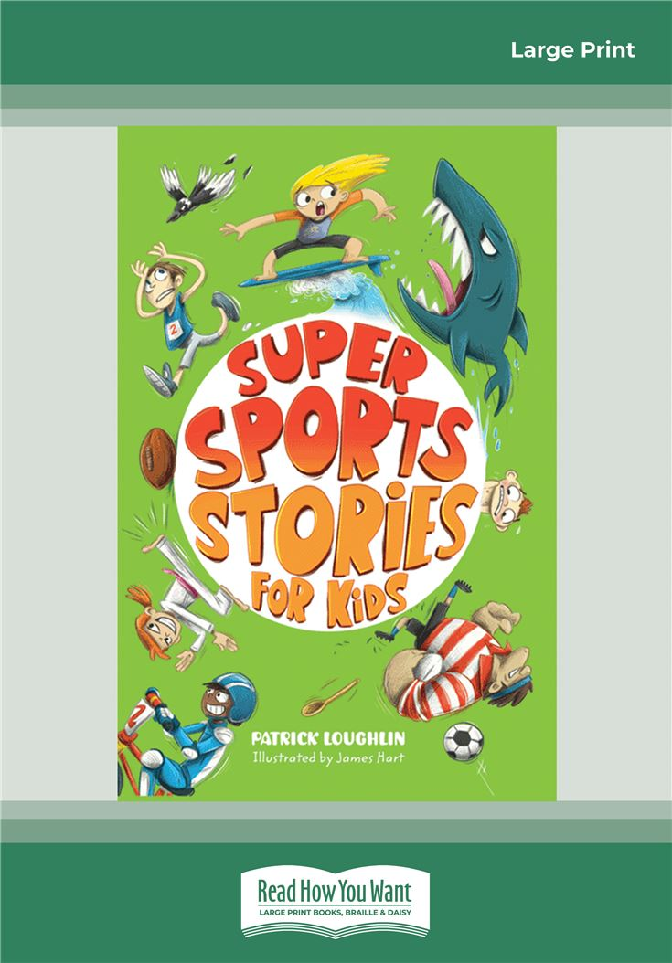Super Sports Stories for Kids