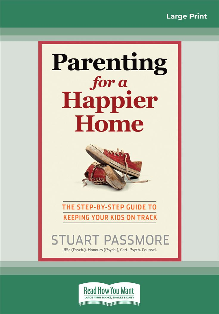 Parenting for a Happier Home