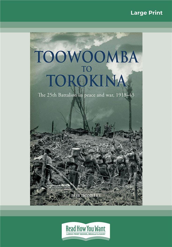Toowoomba to Torinka
