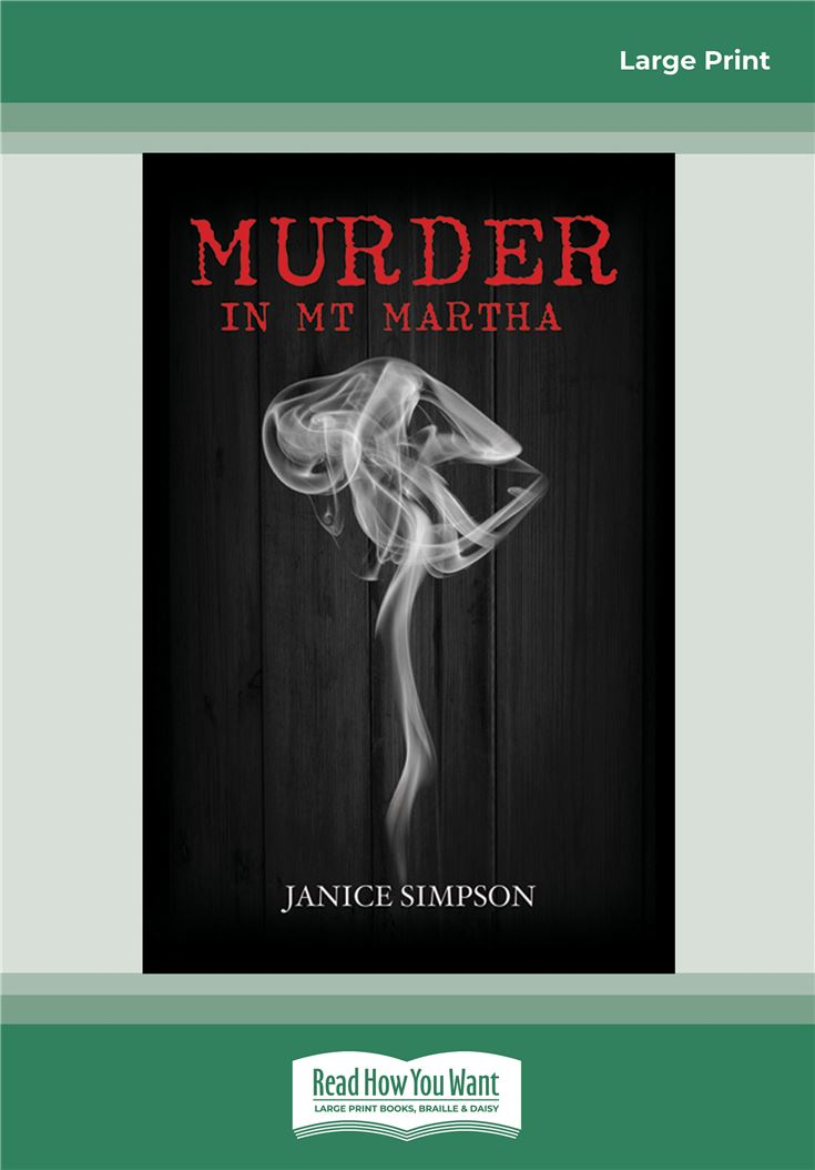 Murder in Mt Martha