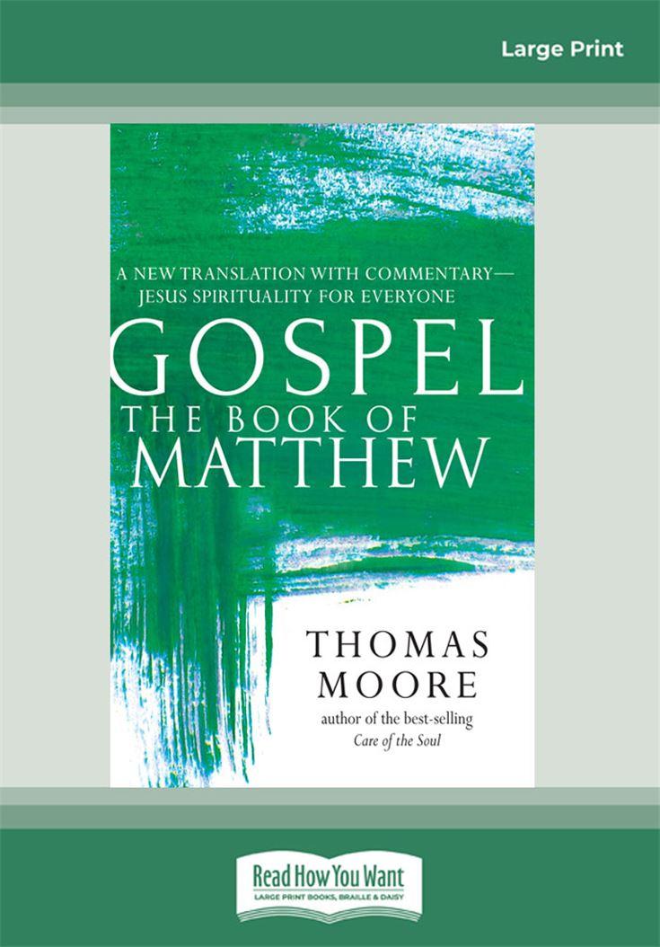 Gospel—The Book of Matthew