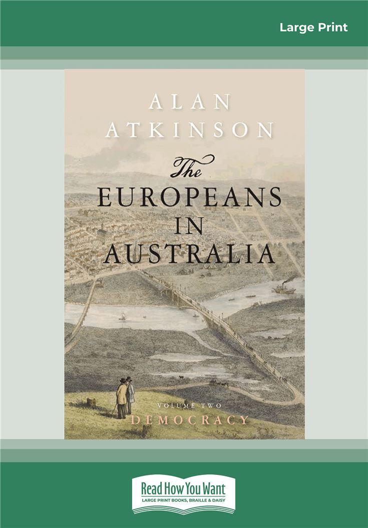 The Europeans in Australia