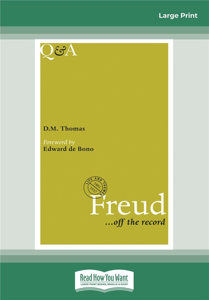 Q&A Freud