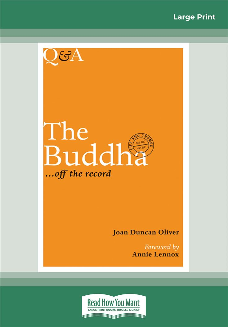 Q&A The Buddha