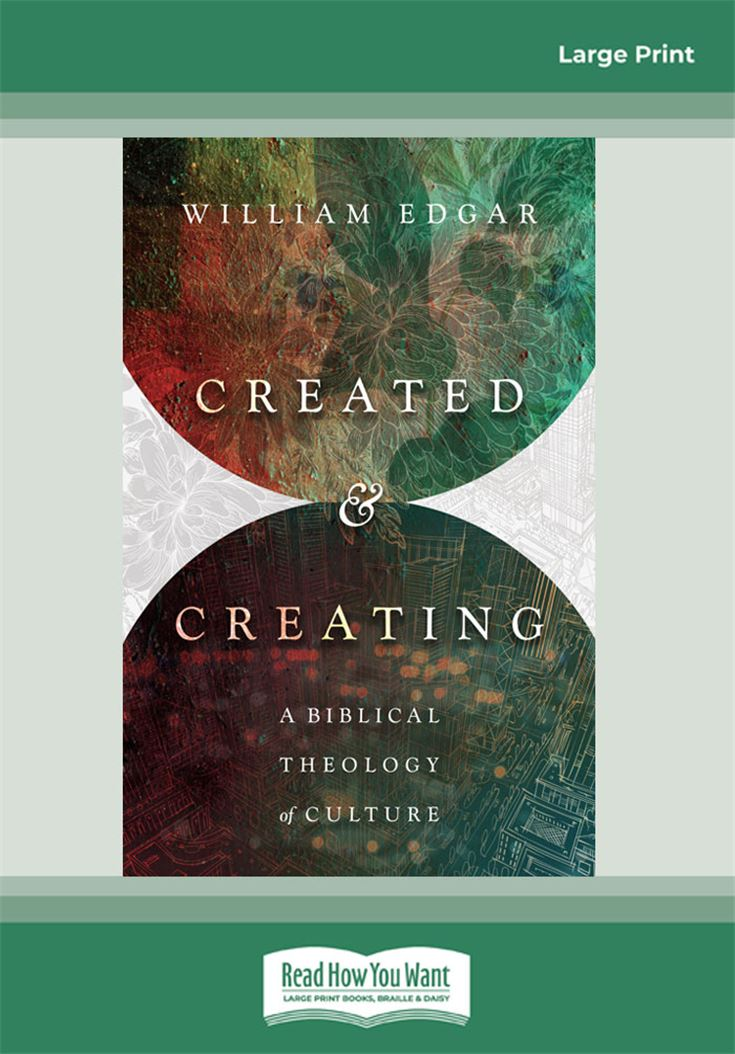 Created and Creating