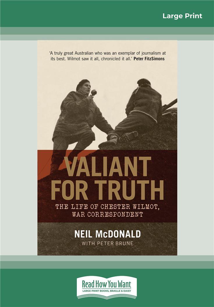 Valiant for Truth
