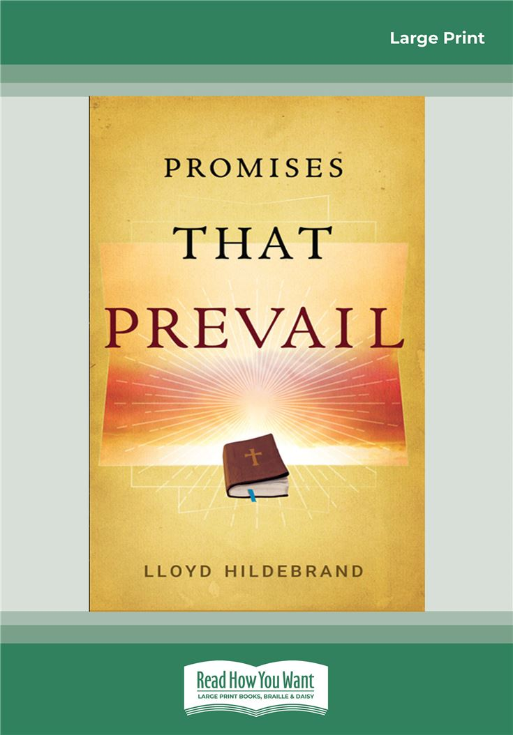 Promises That Prevail
