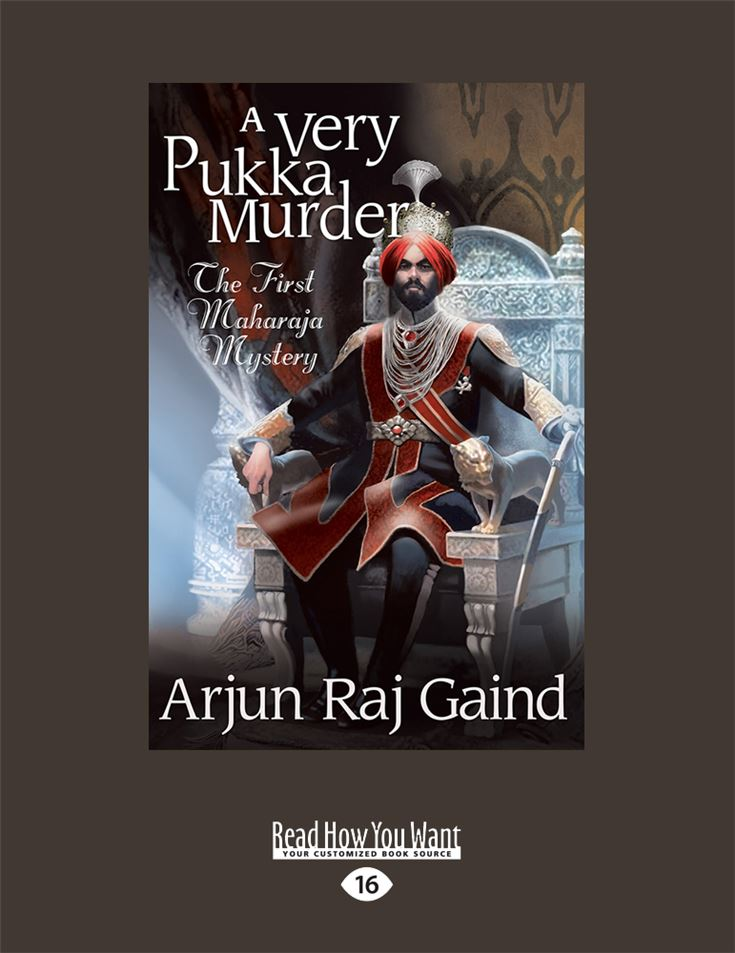 A Very Pukka Murder