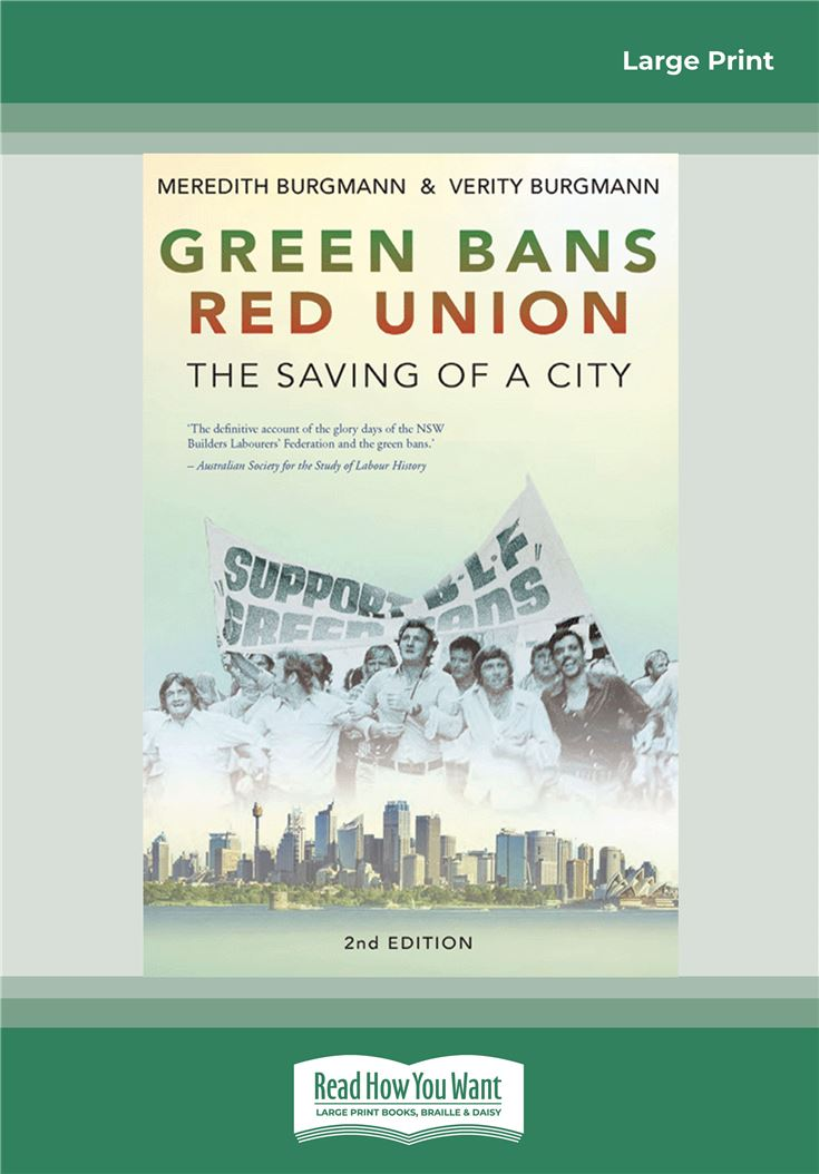 Green Bans, Red Union