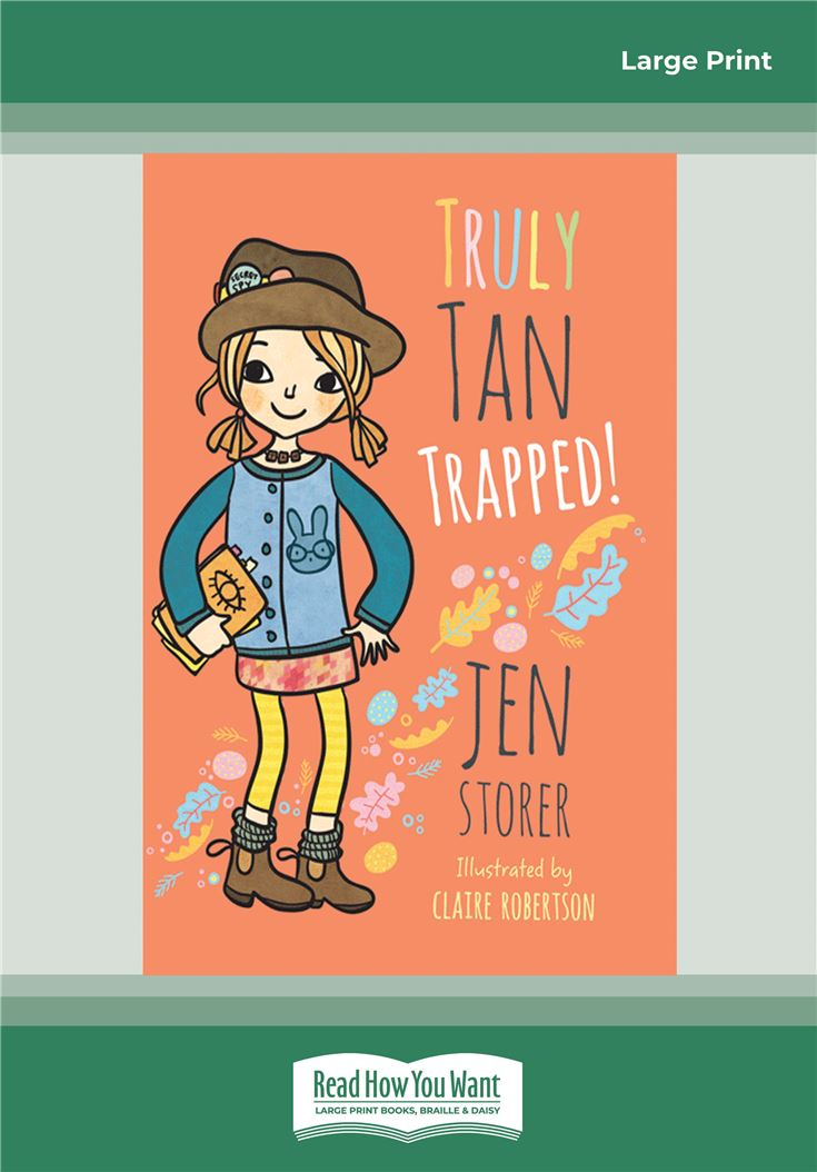 Truly Tan: Trapped! (Book 6)