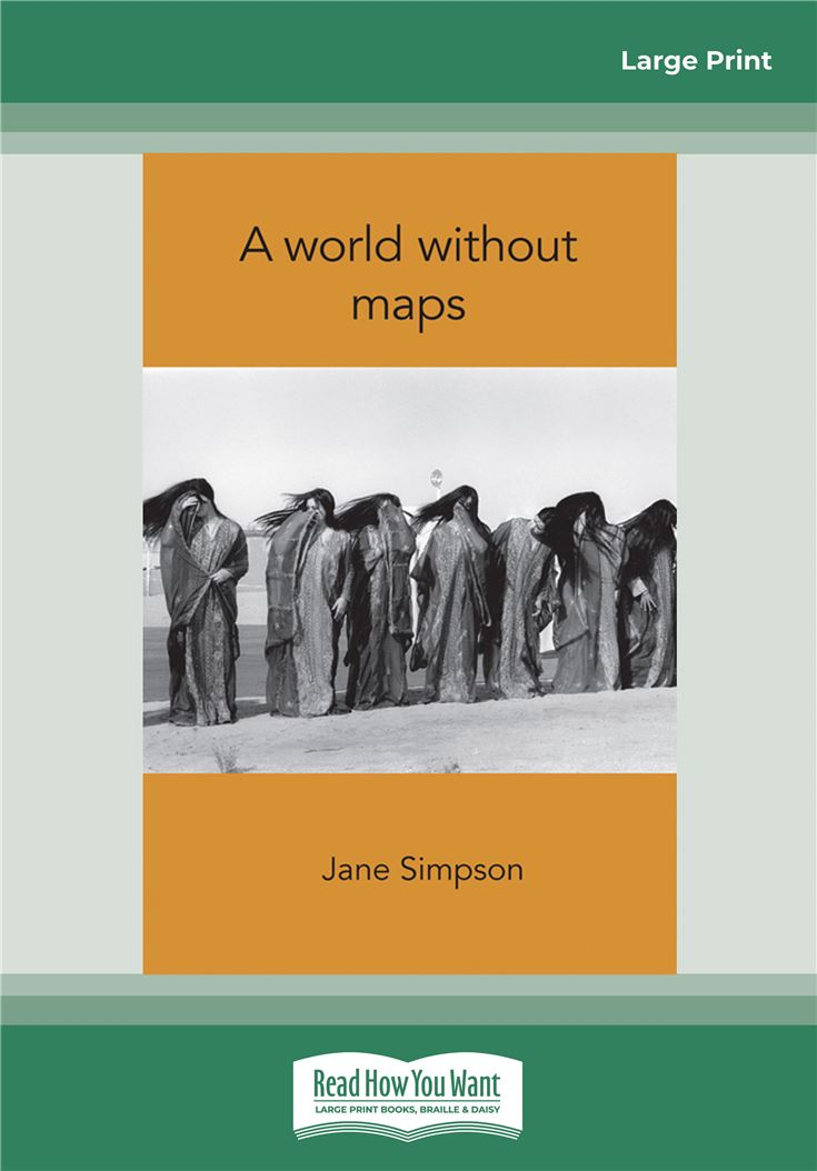 A world without maps