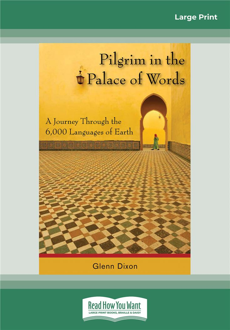 Pilgrim in the Palace of Words