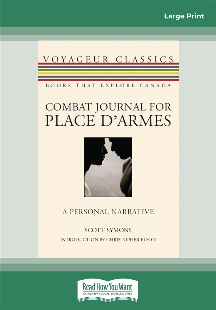Combat Journal for Place d'Armes