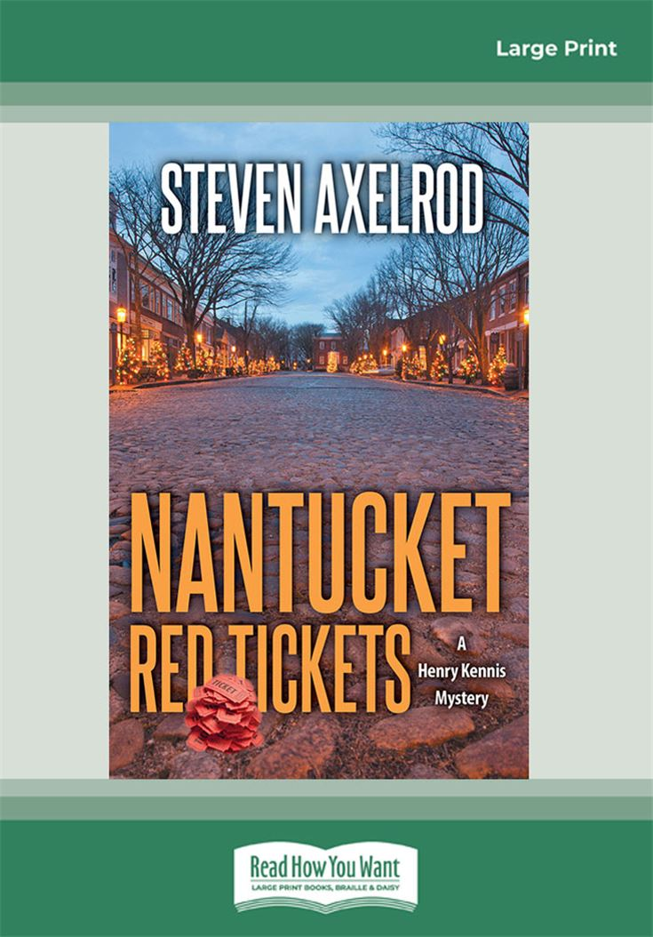 Nantucket Red Tickets