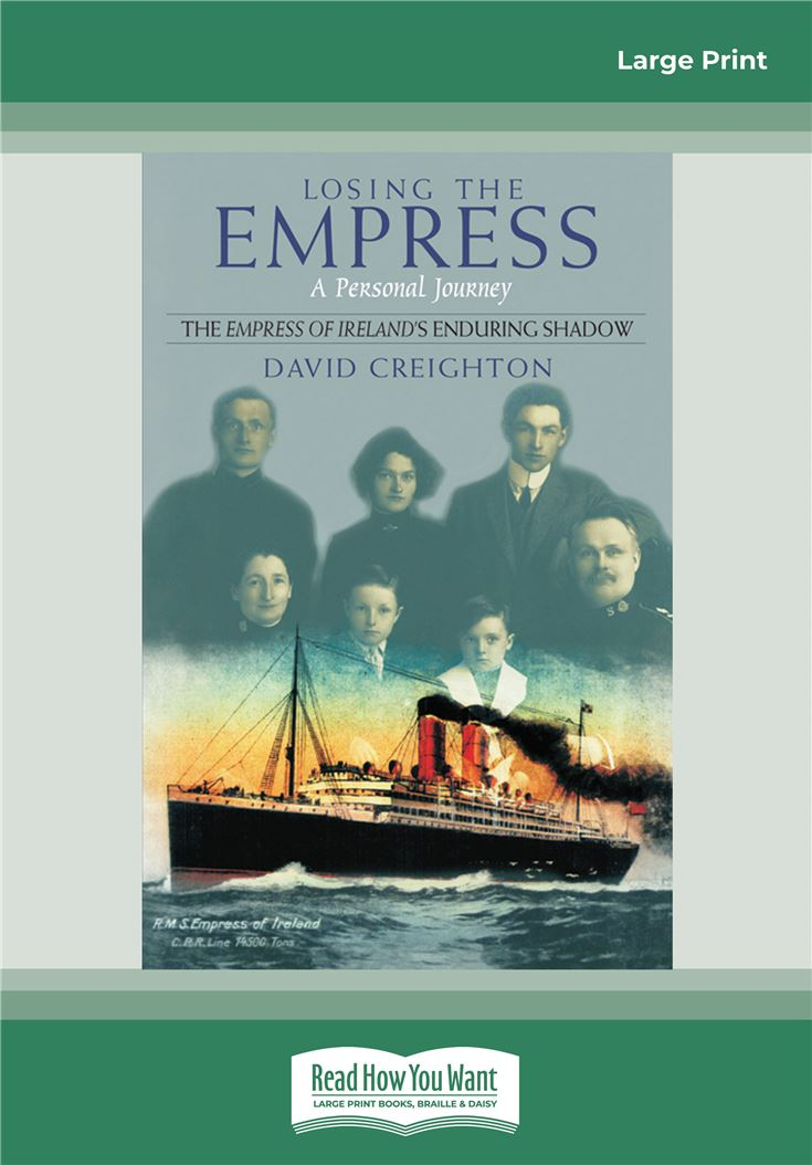Losing the Empress