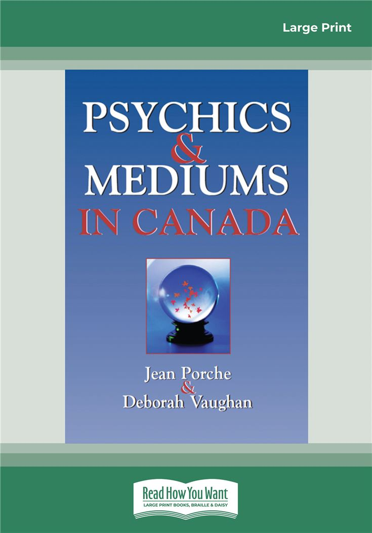 Psychics and Mediums in Canada