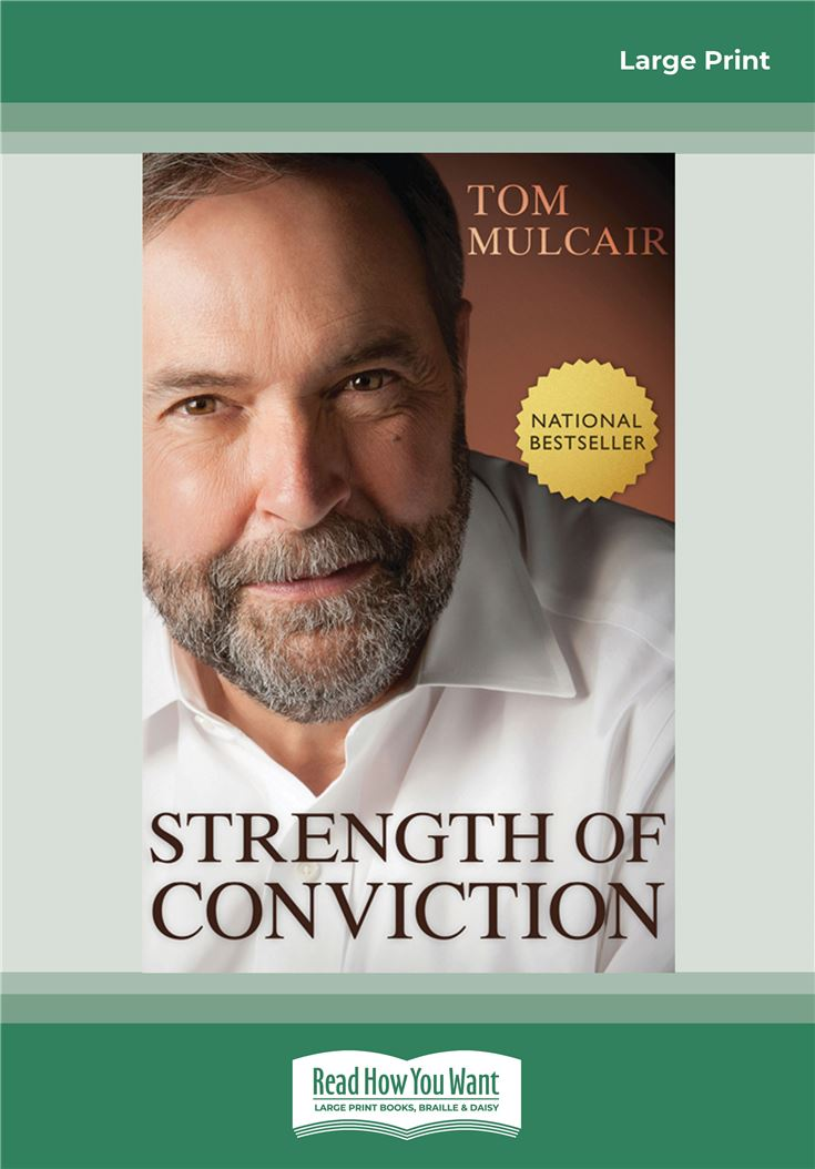 Strength of Conviction
