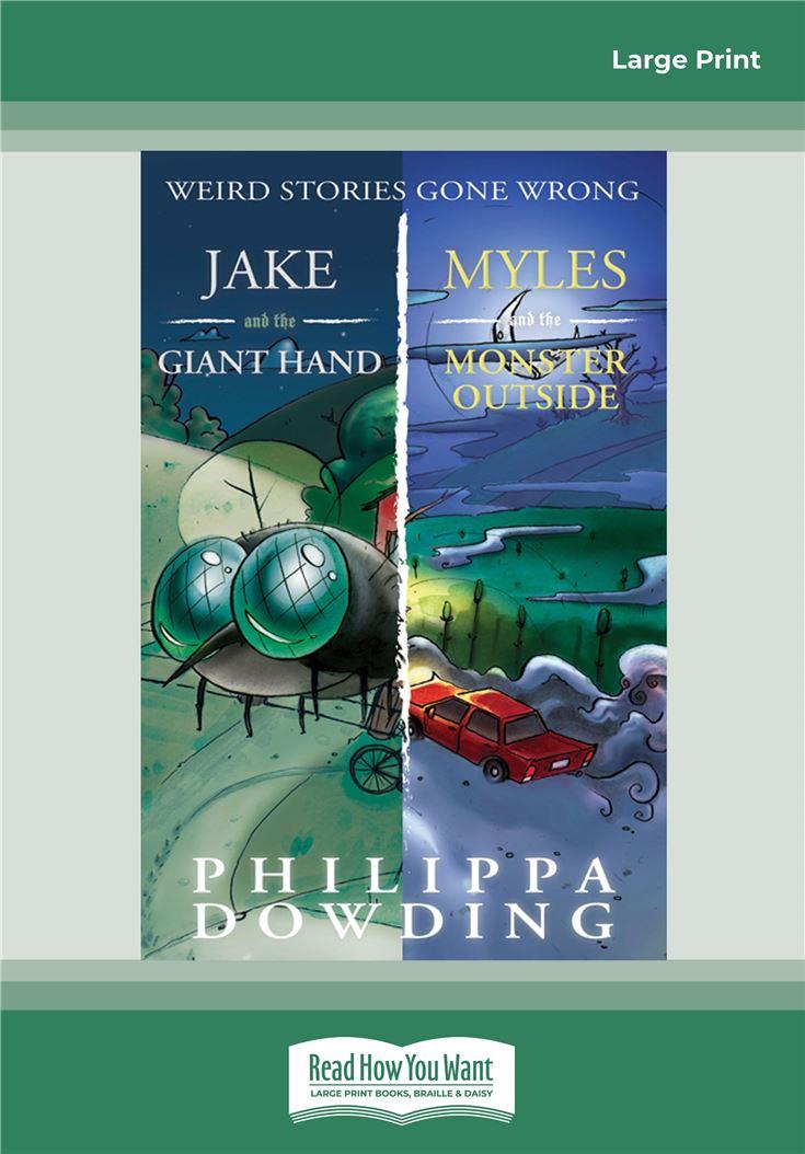 Weird Stories Gone Wrong 2-Book Bundle