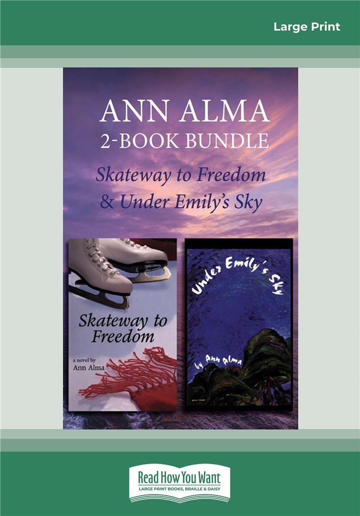 Ann Alma Children's Library 2-Book Bundle