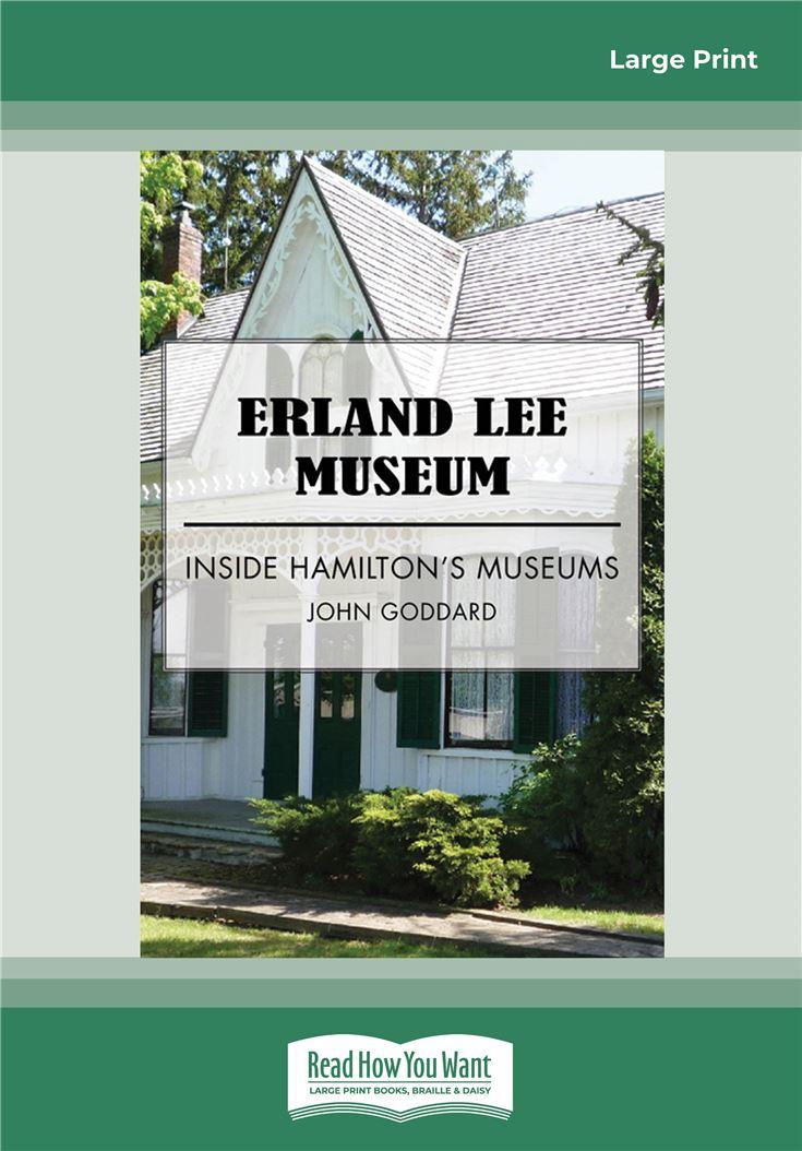 Erland Lee Museum