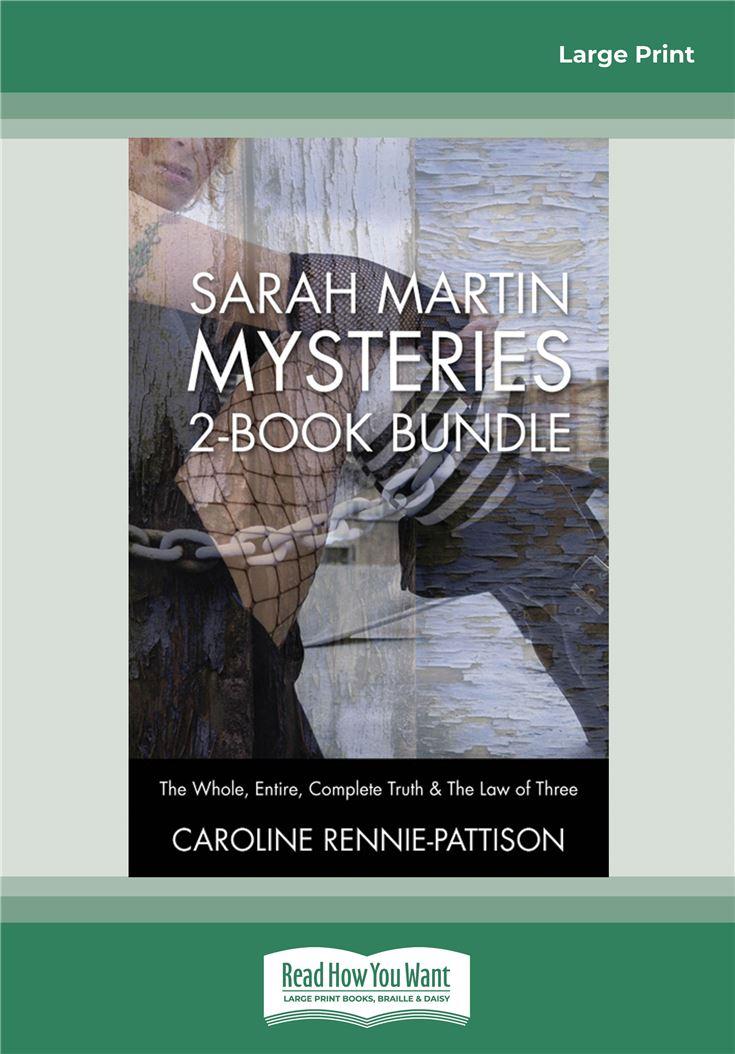 Sarah Martin Mysteries 2-Book Bundle