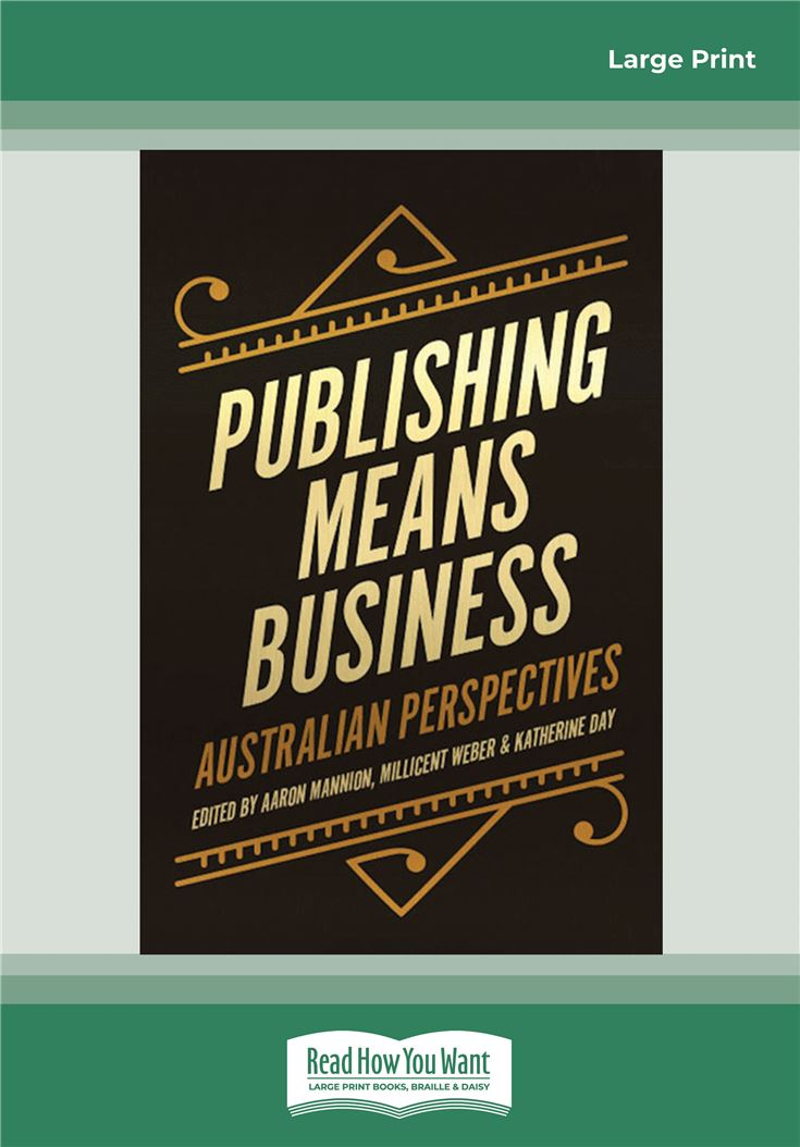 Publishing Means Business